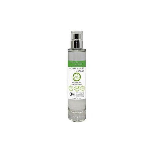 Alyssa Ashley BioLab Aloe Vera & Bambus Eau Parfumée Cologne Spray 50 ml