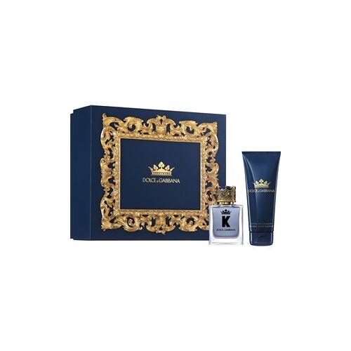 Dolce&Gabbana Für Ihn Geschenkset Eau de Toilette Spray 50 ml + After Shave Balm 75 ml 1 Stk.