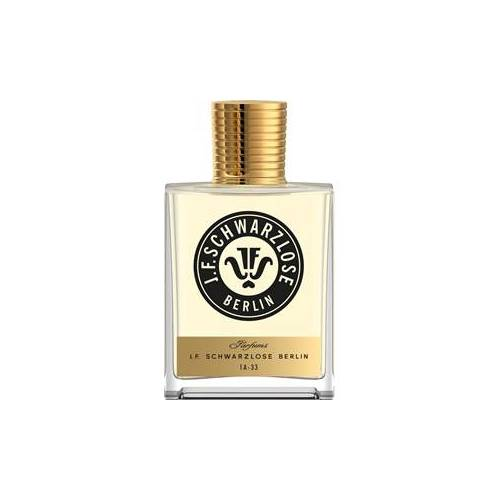 J.F. Schwarzlose Berlin Unisexdüfte 1A - 33 Eau de Parfum Spray 50 ml