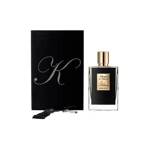 Kilian The Cellars Straight to Heaven Woodsy Animalic Perfume Spray with Clutch 50 ml