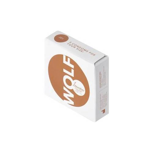 Loovara Lust & Liebe Kondome Wolf Kondom Größe 57 3 Stk.