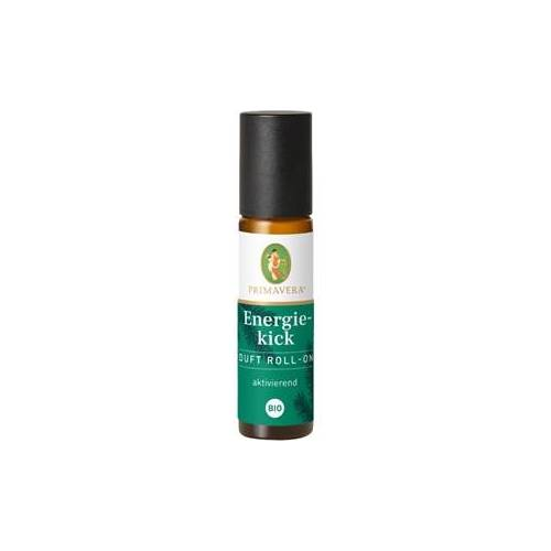 Primavera Aroma Therapie Aroma Roll-On Energiekick Duft Roll-On Bio 10 ml