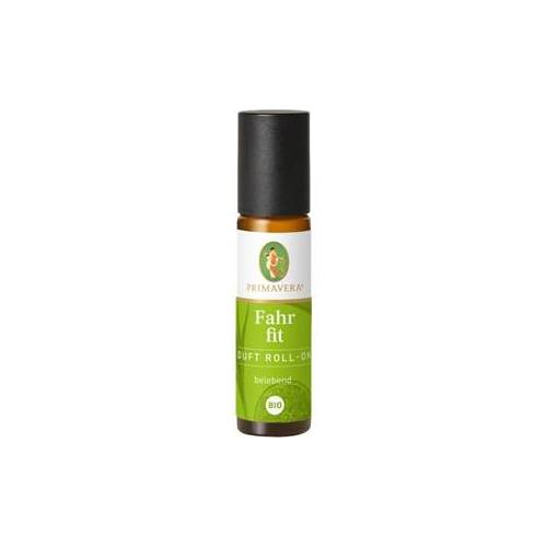 Primavera Aroma Therapie Aroma Roll-On Fahr Fit Duft Roll-On Bio 10 ml