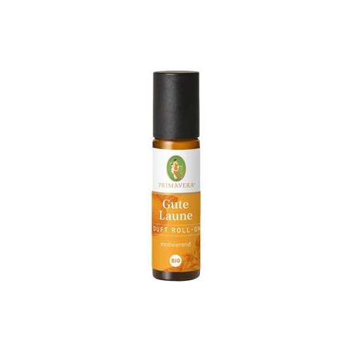 Primavera Aroma Therapie Aroma Roll-On Gute Laune Duft Roll-On Bio 10 ml