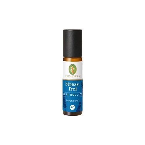 Primavera Aroma Therapie Aroma Roll-On Stressfrei Duft Roll-On Bio 10 ml