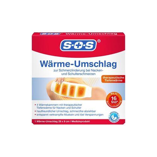 SOS Gesundheit Schmerz- & Wärmetherapie Wärme-Umschlag 1 Stk.