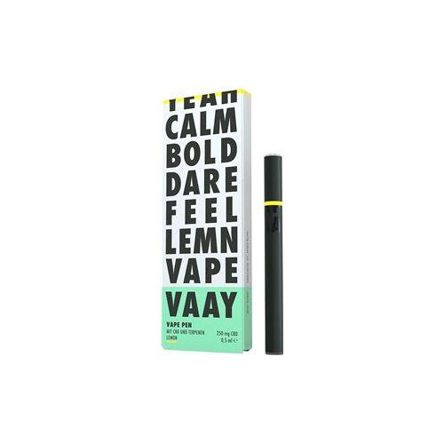 Vaay Körper & Gesundheit Inhalation & Sprays Nikotinfrei Diffuser Pen Lemon 1 Stk.