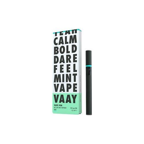 Vaay Körper & Gesundheit Inhalation & Sprays Nikotinfrei Diffuser Pen Mint 1 Stk.