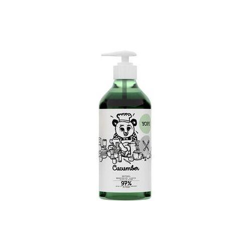 Yope Reinigungsmittel Spülmittel Cucumber Natural Washing-Up Liquid 750 ml