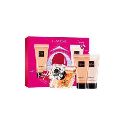 Lancome Damen Parfum Trésor Geschenkset Eau de Parfum Spray 30 ml + Shower Gel 50 ml + Body Lotion 50 ml 1 Stk.