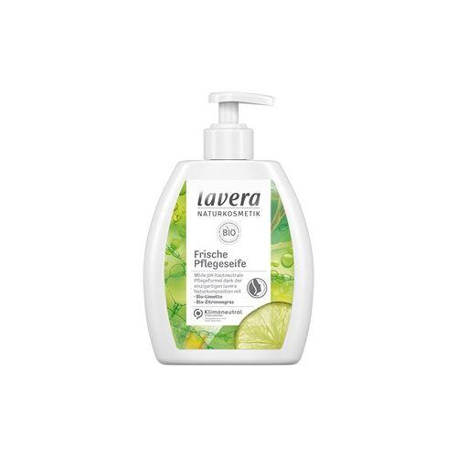 Lavera Körperpflege Body SPA Handpflege Limette & Zitronengras Flüssigseife 250 ml
