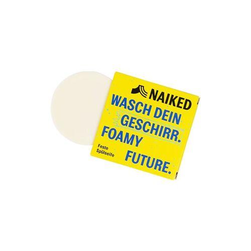 NAIKED Reinigungsmittel Spülmittel Feste Spülseife 80 g