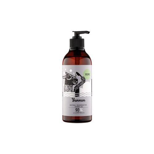 Yope Pflege Körperpflege Yunnan Natural Shower Gel 400 ml