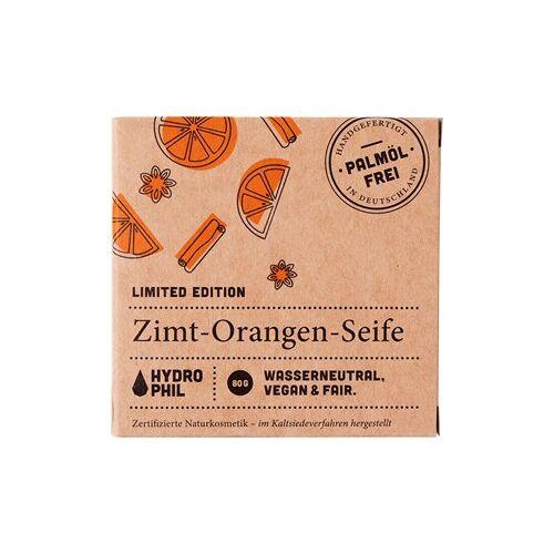 HYDROPHIL Pflege Körperpflege Seife Zimt-Orange 1 Stk.