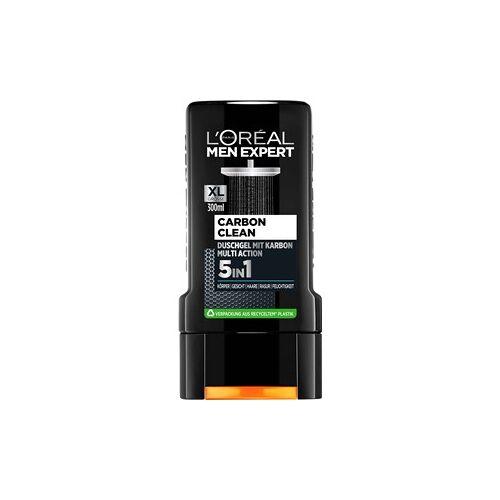 L'Oréal Paris Men Expert Pflege Duschgele Carbon Clean 5in1 Duschgel 300 ml
