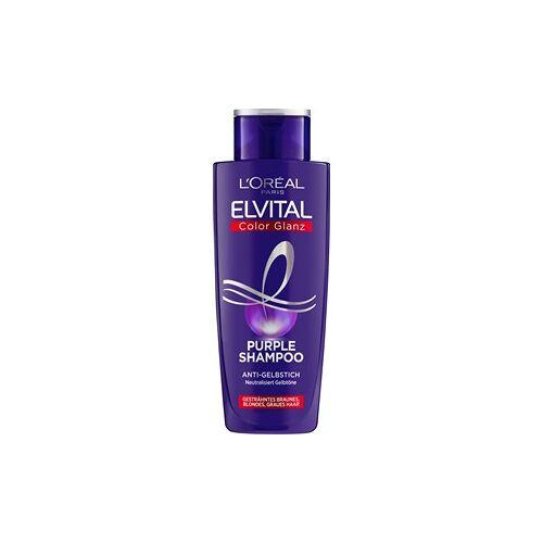 L'Oréal Paris Haarpflege Shampoo Color Glanz Purple Shampoo 200 ml