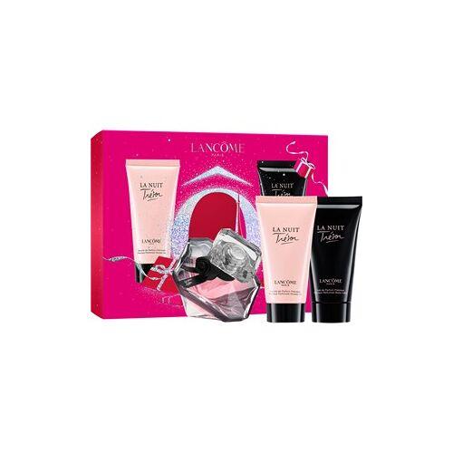 Lancome Damen Parfum La Nuit Trésor Geschenkset Eau de Parfum Spray 30 ml + Body Lotion 50 ml + Shower Gel 50 ml 1 Stk.