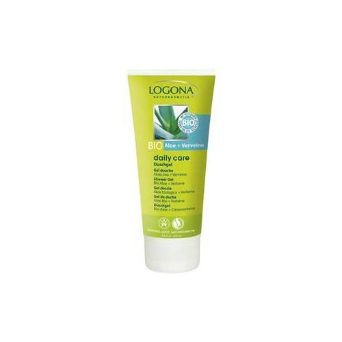 Logona Körperpflege Duschpflege Duschgel Bio-Aloe + Verveine 200 ml