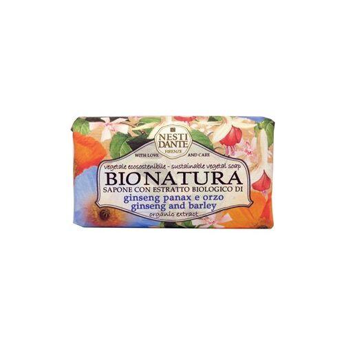 Nesti Dante Firenze Pflege Bio Natura Ginseng & Barley Soap 250 g