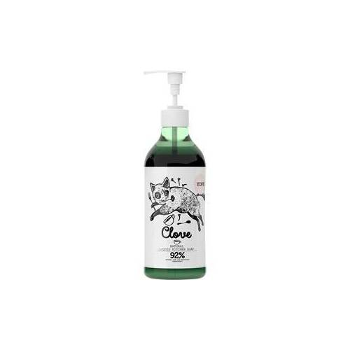 Yope Pflege Seifen Clove Natural Kitchen Hand Soap 500 ml