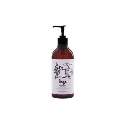 Yope Pflege Seifen Sage & Green Caviar Natural Liquid Soap 500 ml