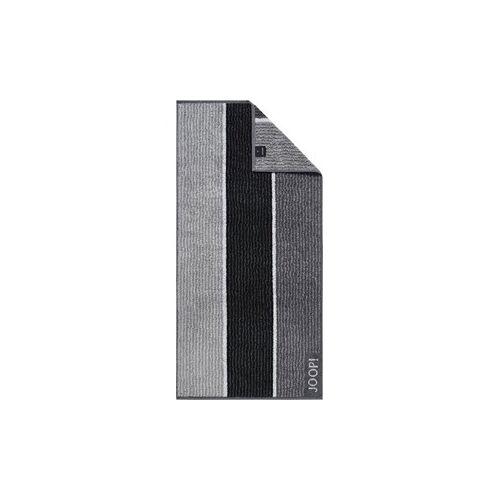 Joop! Handtücher Lines Handtuch Schwarz 50 x 100 cm 1 Stk.