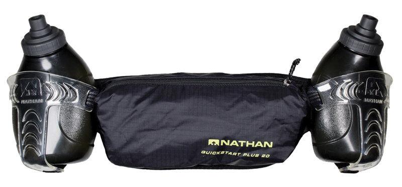 Nathan Quick Start Plus 20 - Hydratationsbauchtasche Running