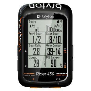 Bryton Rider 450E - Radcomputer MTB