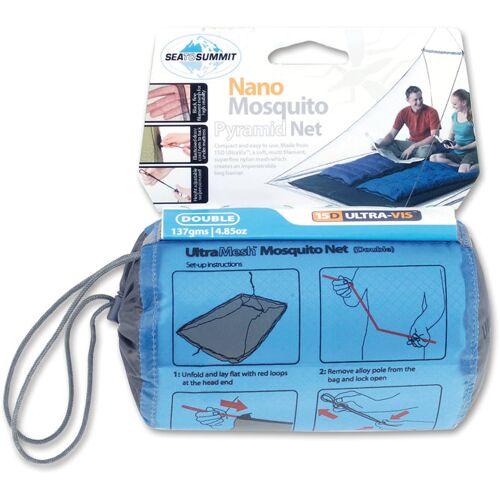 Sea to Summit Mosquito Nano Pyramid Net Double - Mosquitonetz