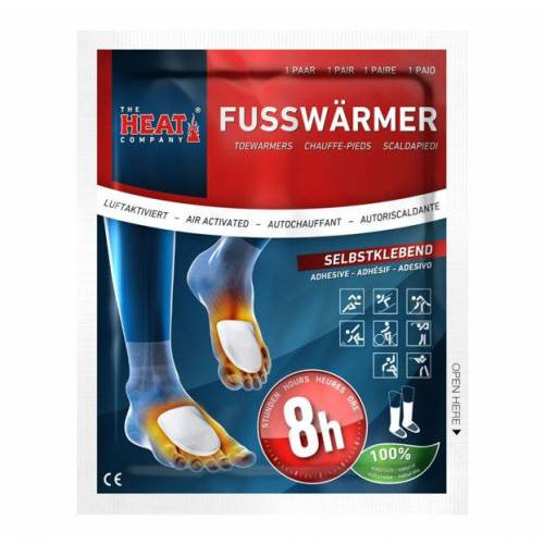 The Heat Company Fusswärmer 8 hrs