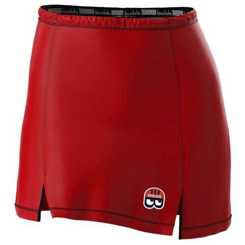 Biciclista The Red Skirt 2.0 - Fahrradrock - Damen