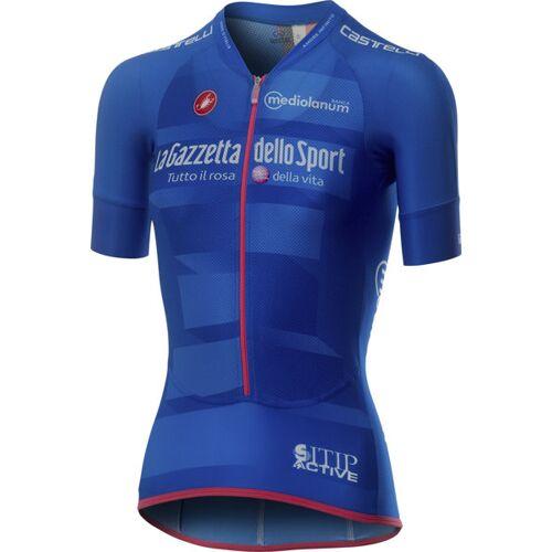 Castelli Blaues (Azzuro) Trikot Climbers W Giro d'Italia 2019 - Damen