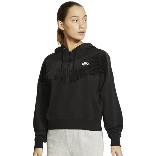 Nike NSW Heritage W's Half-Zip - Kapuzenpullover - Damen