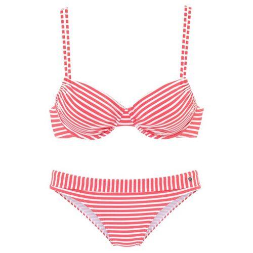 S.Oliver Wire-Bikini Cup C - Bikini - Damen