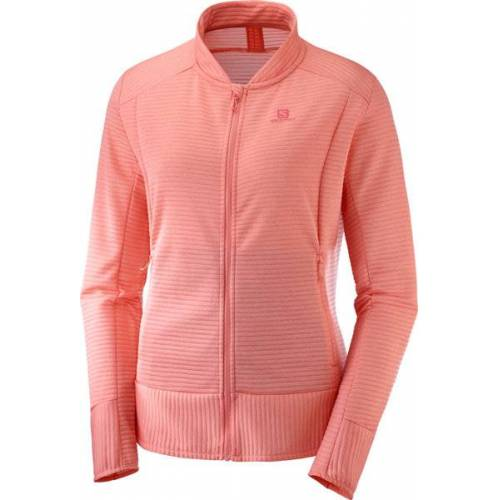 Salomon Right Nice Mid - Fleecejacke - Damen