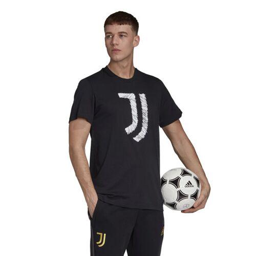 Adidas Juventus DNA Graphic - Fuballtrikot