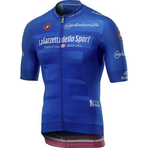 Castelli Blaues (Azzurro) Trikot Race Giro d'Italia 2019 - Herren