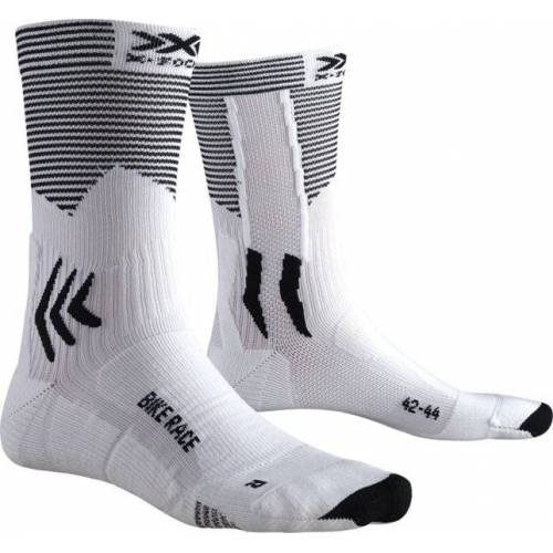 X-Socks Bike Race - kurze Fahrradsocken