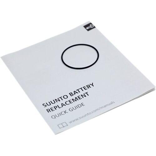 Suunto Core Batterie-Kit