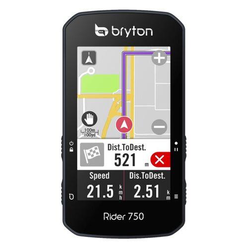 Bryton Rider 750 - Radcomputer