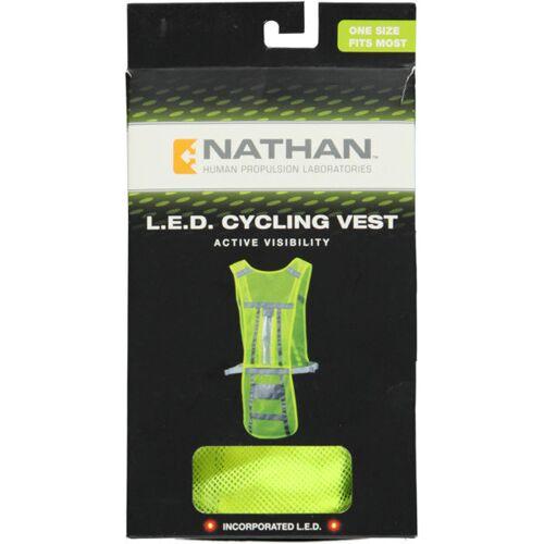 Nathan L.E.D. Cycling Vest