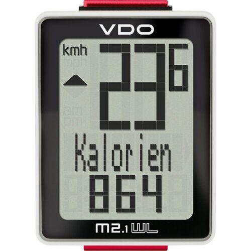 Vdo M 2.1 WL Wireless-Fahrradcomputer