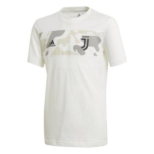 Adidas Juventus Kids Graphic T-Shirt - Fußballshirt - Kinder