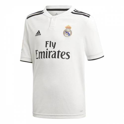 Adidas Real Madrid Home JR - Fußballtrikot - Kinder