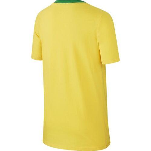 Nike Brasil CBF Crest - Fußballtrikot - Kinder