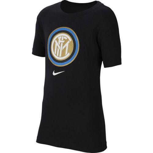 Nike Inter Evergreen Crest - Fußballshirt - Kinder