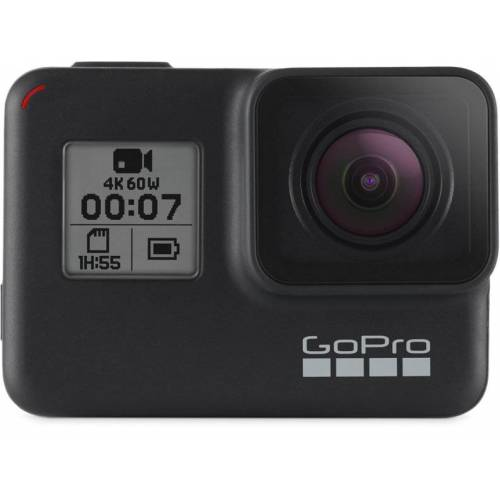 GoPro Hero7 Black with SD Card - Videokamera