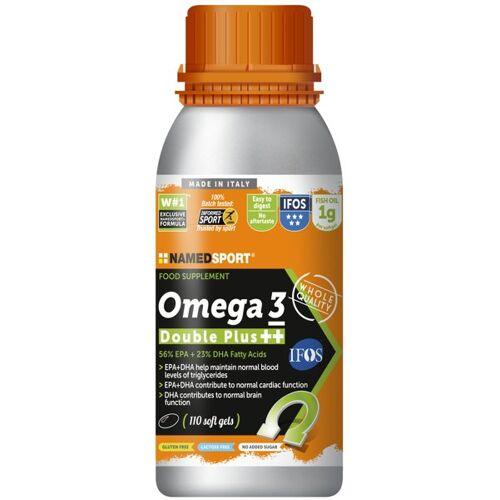 NamedSport Omega 3 Double Plus 110 - Sportnahrung zur Regeneration