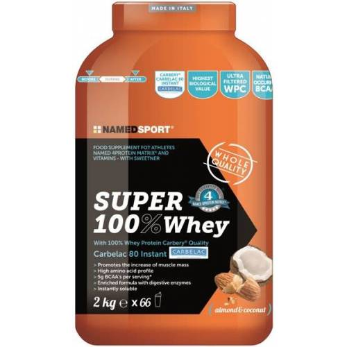 NamedSport Super 100% Wheycoconut 908g