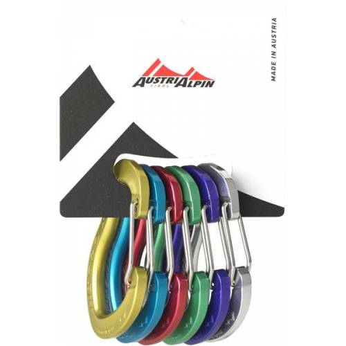 AustriAlpin Micro Color Set 6 Stück - Karabiner Set